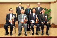 日本銅センター賞授与の用数